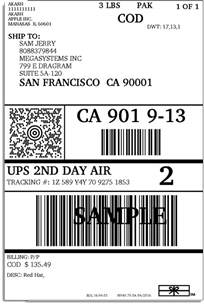 Usps Label Template by Setting Up Woocommerce Ups Shipping Plugin Xadapter