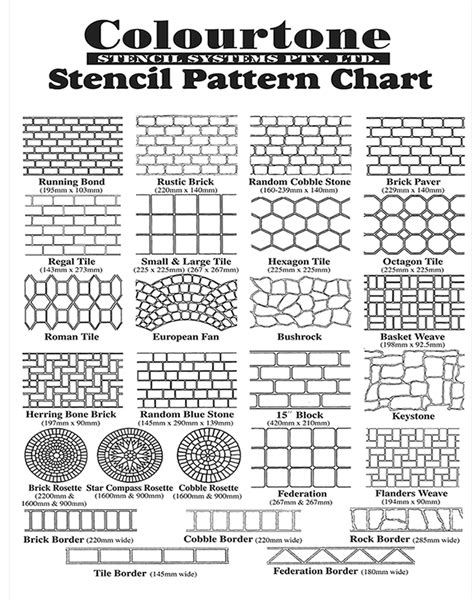 stencil template maker stencil pattern