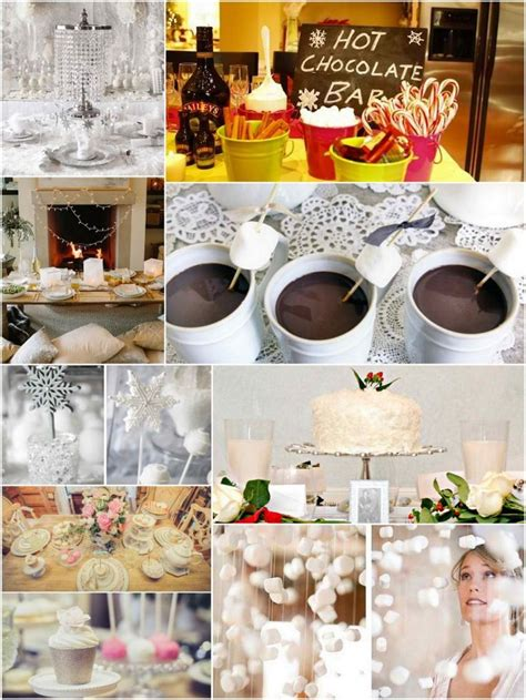 17 best ideas about winter bridal showers on wedding showers bridal and
