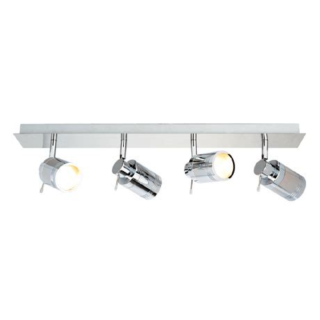Forum Scorpius 4 Light Bar Spotlight Fitting Now At Spotlight Bathroom Accessories