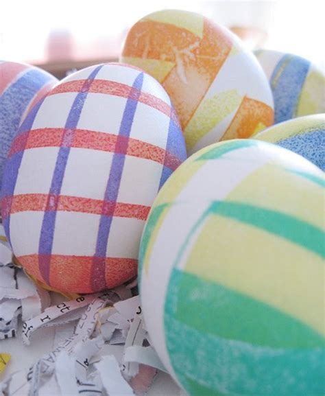 easter egg dye ideas 80 creative and fun easter egg decorating and craft ideas