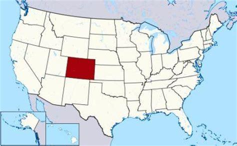 american tribes colorado map indians colorado