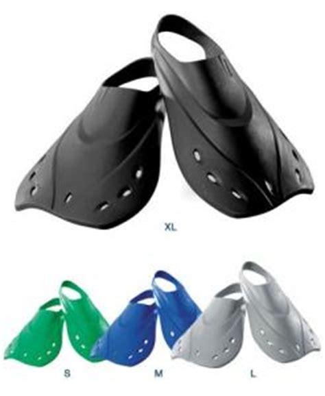 swimandtri: speedo speed training fins (7530259)