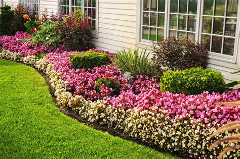 Perennial Flower Garden Ideas Flower Idea How To Design A Flower Garden