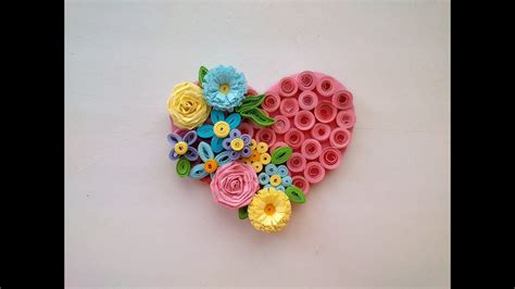 Bear Decorations For Home by Paper Quilling Art Quilling Valentine S Day Idea
