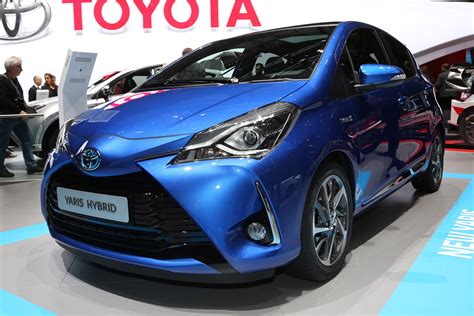 New Yaris 2017 toyota yaris revealed with new look new tech and new engine pictures auto express