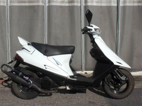 Suzuki Address V100 Suzuki Address V100 Type S White 9 547 Km