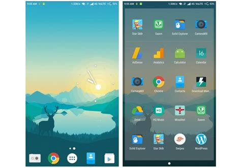 minimalist nova launcher themes 12 nova launcher themes free setup and icon packs 2018