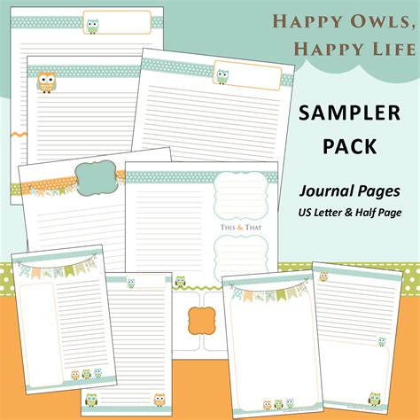 print your own papes blank journal and broadway musical gift books limited edition printable journal paper pdf us letter