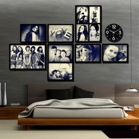 bedroom picture frames decorating ideas elegant image of bedroom decoration