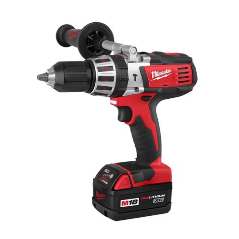 milwaukee tool 1 2 inch m18 cordless hammer drill driver