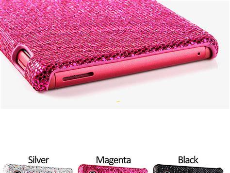 Hardcase Glitter Xiaomi 4 I sony xperia m4 aqua dual glitter plastic