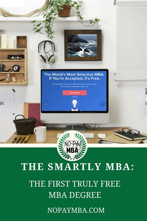 Free Mba Degree the truly free mba degree no pay mba