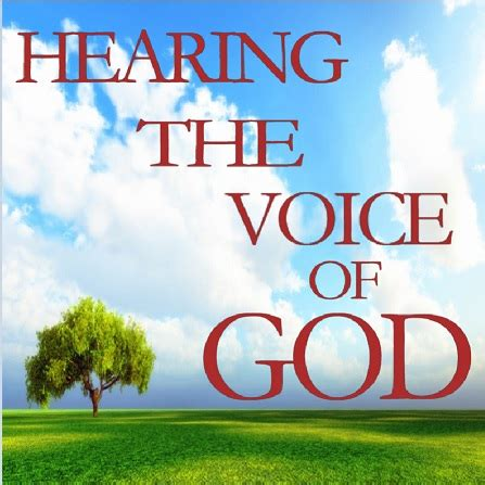 listening for god s voice a discipleship guide to a closer walk jesuswalk bible study series books hearing god s voice welcome to st s parish