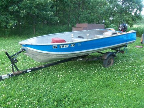 fishing boat trailer fishing boat trailer july consignment 7001 k bid
