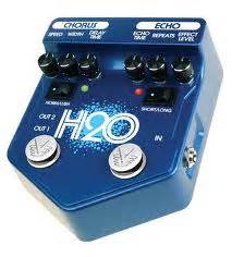 Harga Efek Gitar Chorus efek gitar visual sound h2o liquid chorus and echo v2