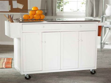 white kitchen island on wheels kitchen islands on wheels in white bitdigest design