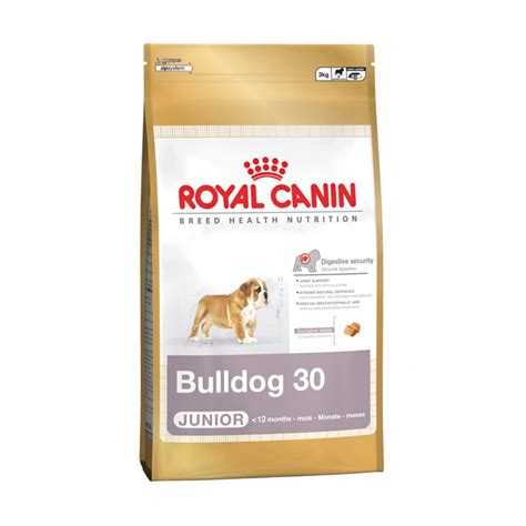 royal canin puppy royal canin bulldog junior food 3kg feedem