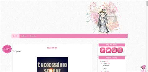 layout para blog gratis de moda layouts free para blogs femininos simples bella