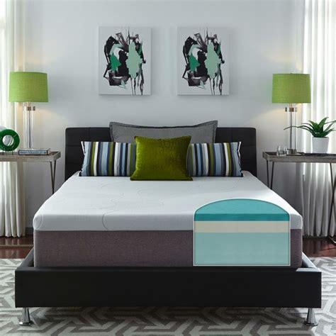 slumber up bed slumber solutions choose your comfort 14 inch queen size