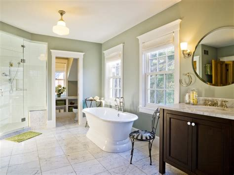 benjamin moore green bathroom farmhouse revival farmhouse bathroom burlington by