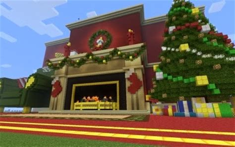 minecraft christmas house cool things to build in minecraft xbox 360 edition christmas special minecraft