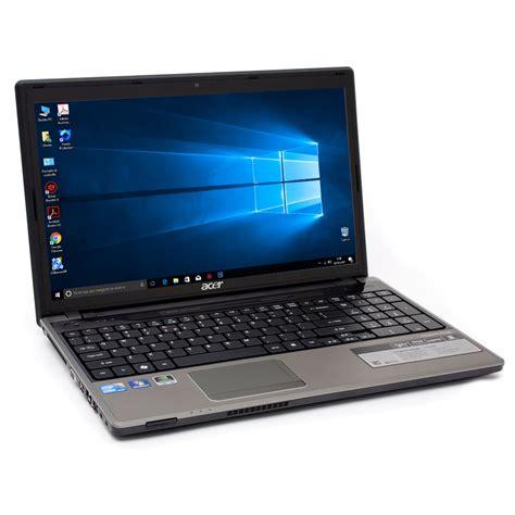 Laptop Acer Dengan Processor I3 notebook computer portatile pc acer intel i3 4 gb 640 gb windows10 rigenerati