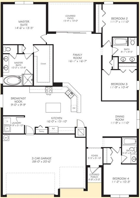 lennar homes kennedy floor plan lennar home ideas