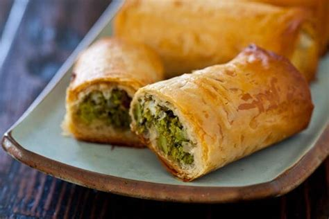 What I In Kitchen Recipe by Broccoli Spanakopita Steamy Kitchen Recipes