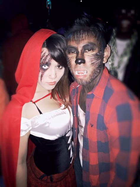 Simple Halloween Costumes Couples