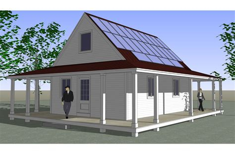 zero energy home kits affordable net zero energy kit homes hit the market