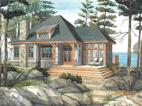 lakefront house plans with photos cottage home design plans small retirement home plans