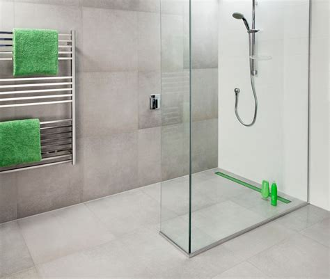 Modern Bathroom Showers tiled shower solutions warmup 0800 warmup 927 687
