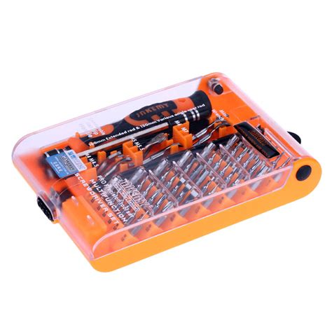 Jakemy 52 In 1 Jm 8150 Obeng Set Original jakemy jm 8150 52 in 1 professional precise screwdriver set multi functional repair tools kit
