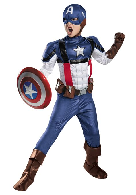 Captain America Kid spooky store costumes and more the awesome