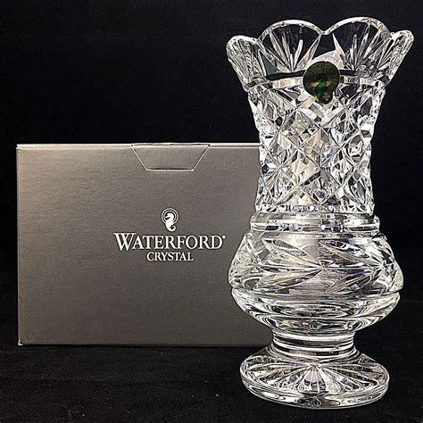 Lenox Crystal Star Vase Antique Abp Cut Glass Crystal Water Carafe Decanter Vase