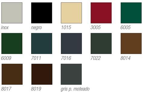 persianas colores persianas de aluminio en zaragoza 976 306 403