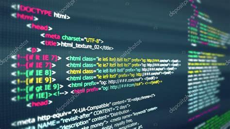 html background code code html web programming background stock photo