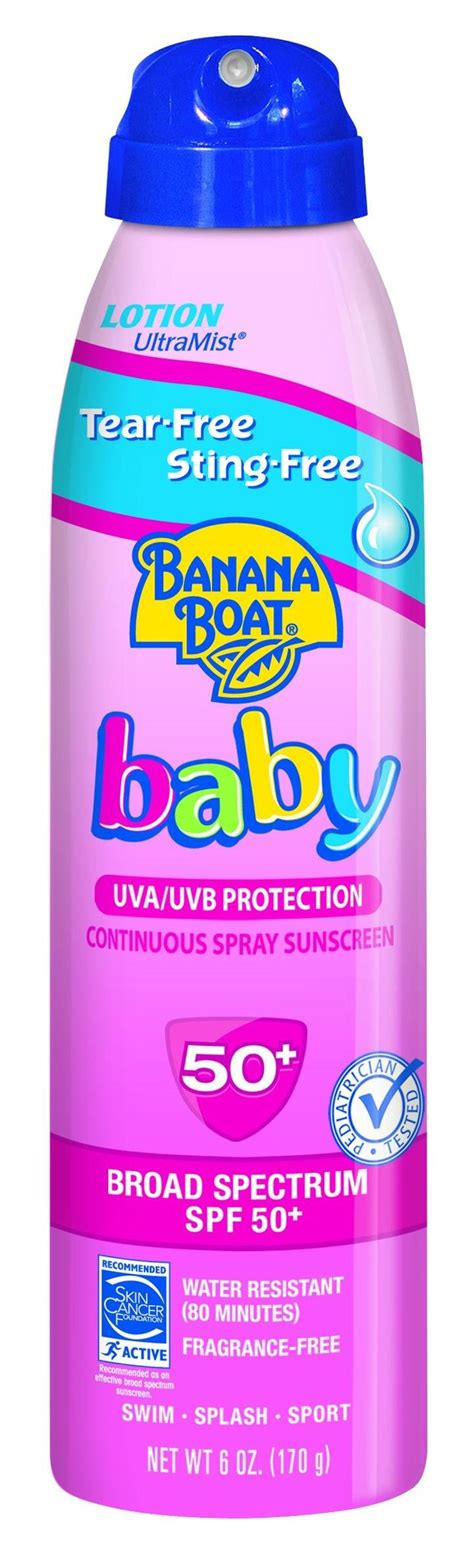 banana boat baby sunscreen banana boat baby faces sunscreen stick spf 50
