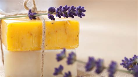 Handmade Naturals - recipes 10 beautiful handmade soaps handmade with