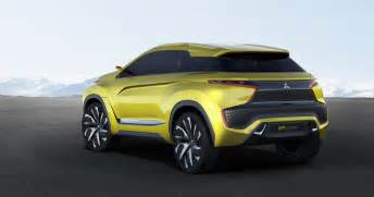 About Mitsubishi Cars Mitsubishi Will Unveil A New Compact Suv In 2017 For