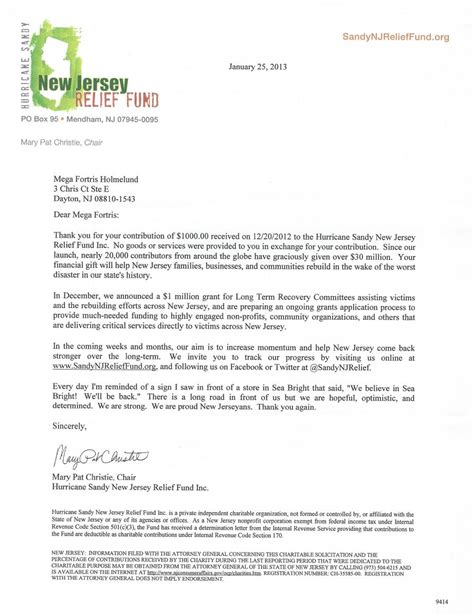 Fundraising Letter For Disaster Relief Mega Fortris Donates To The Hurricane Relief Fund Mega Fortris