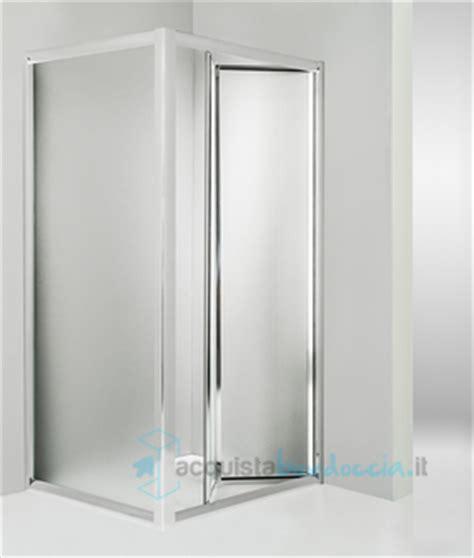 piatti doccia 65x100 box doccia angolare anta fissa porta soffietto 65x100 cm opaco