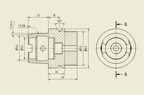 technisches zeichnen schnitt technisches zeichnen technisches zeichnen 1 pdf