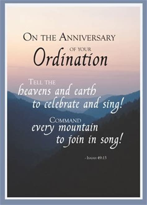 free printable ordination anniversary cards 2687 ordination anniversary heaven earth card to