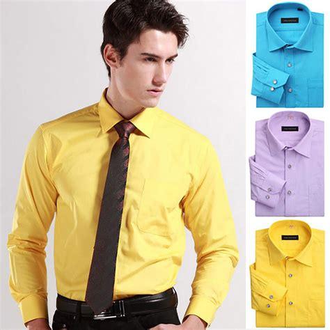 light yellow mens dress shirt mens yellow sleeve shirt artee shirt
