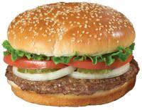 Homestyle Bakery hamburgers braum s