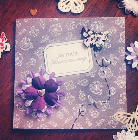 Handmade Birthday Cards For Lover - handmade greeting card butterfly felt