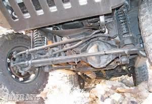 1999 Jeep Grand Suspension 1006 4wd 07 1999 Jeep Grand Teraflex Arm