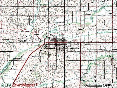 Cass County Detox Center by Atlantic Iowa Ia 50022 Profile Population Maps Real